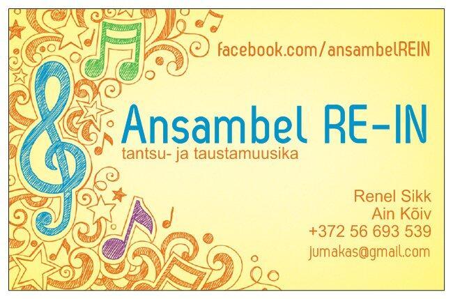 "Ansambel ""Re -in"""